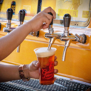 Feira de cervejas artesanais terá edição carnavalesca.