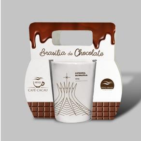 Compre seus ovos de Páscoa no drive-thru do Pátio e ganhe uma caneca da promoção Brasília Chocolate