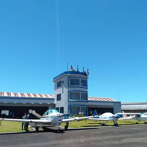 Garibaldi Gastrô 2021 pousa no aeroclube