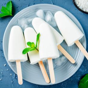 Fáceis e saudáveis: receitas de sorvete para fazer em casa