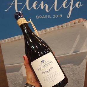 Brasília recebeu grande degustação de vinhos do Alentejo.