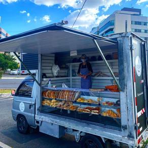 Padaria italiana em formato Bread Truck desembarca em Brasília