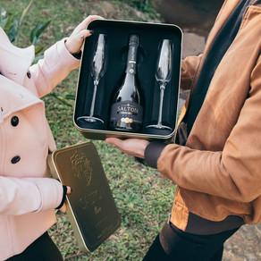 Salton Lovers: quizz ajuda a identificar o vinho ideal para cada casal