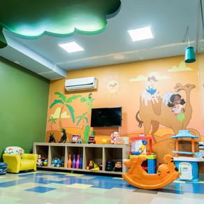 É hora de brincar! Complexo Gastronômico oferece programação especial para o Dia das Crianças