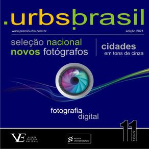 Seleção Nacional Novos Fotógrafos. Urbs Brasil 2021.