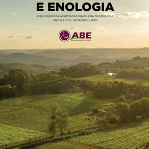REVISTA BRASILEIRA DE VITICULTURA E ENOLOGIA Inscrições prorrogadas até 6 de maio