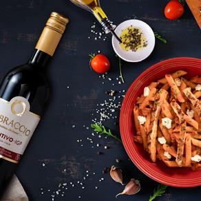 Abbraccio usa plataforma de delivery para criar experiência de harmonização de vinhos