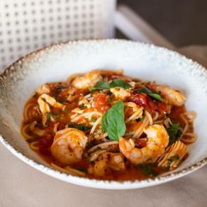Novidades no menu do Totti Cucina