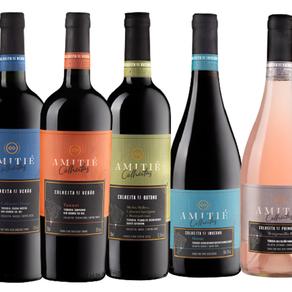 Marca brasileira lança projeto inédito, com vinhos elaborados nas quatro estações do ano