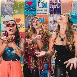 """Restaurante Oliver recebe """"Carnaval do Balako""""."""