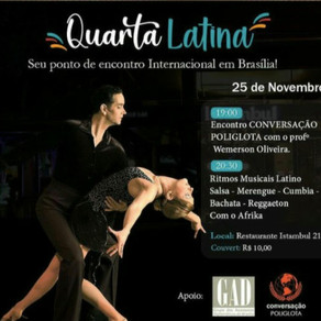 Istambul Cozinha e Bar promove quarta latina
