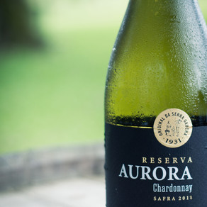 Aurora Reserva Chardonnay atinge 90 pontos e ilustra guia da Vinitaly