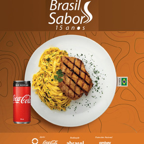Abertas inscrições para 15a edição do Festival Brasil Sabor