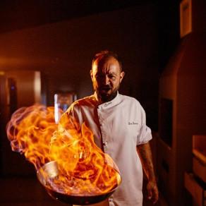 Chef Dudu Camargo comanda guarnições do Nord Festival