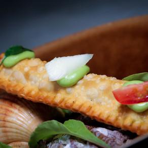 Sagrado Mar retorna com o seu menu degustação em nove etapas