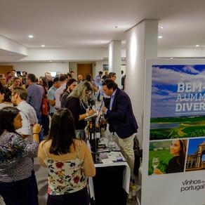Eventos presenciais voltam a Brasília e recebe a 1ª etapa do Road Show 2021 com  Vinhos de Portugal