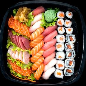 """Monte seu Combo"""": Haná oferece ao cliente personalizar seu combo de sushis e sashimis"""
