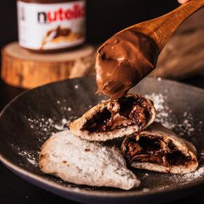 Inforno Burger D'Italia lança sobremesa nos sabores Nutella e Doce de Leite
