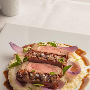 Restaurante Così reabre com novidades no seu menu de almoço