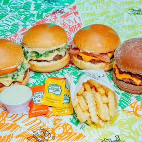 Tá Doido Burger inaugura no Sudoeste