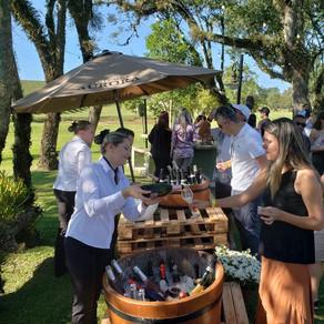 Asprovinho celebra a colheita com festa nos vinhedos da vinícola Aurora