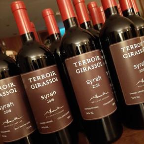 Vinhedo Girassol realiza venda promocional Advanced Sale do vinho Terroir Girassol Syrah 2020 e 2021