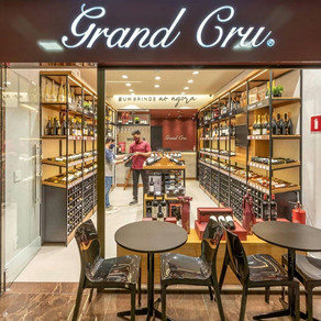 Grand Cru inaugura loja no Sudoeste