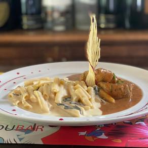 Filé suíno grelhado é a aposta do Dudu Bar em festival gastronômico