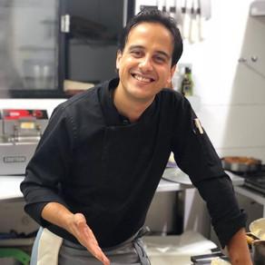 Cozinha diversificada de Tiago Santos: amontanha e o mar no prato na Casa Mangiare