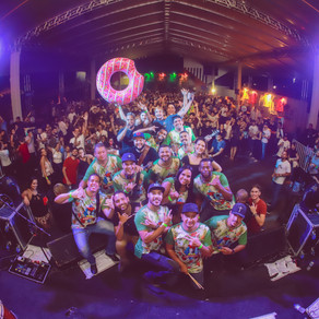 Carnaval Retrô agita a segunda-feira de folia na AABB.