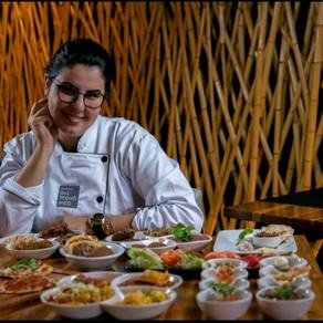 Chef e empresária Lídia Nasser leva terceira unidade do Complexo Gastronômico para o ParkShopping.