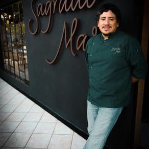 Chef Marco Espinoza é uma das estrelas do Festival Fatura 2021