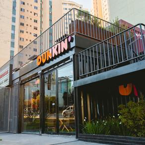 Dunkin' inaugura segundo endereço em Águas Claras com conceito inédito