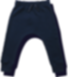 Terry Fleece Sweatpants - Navy2.png