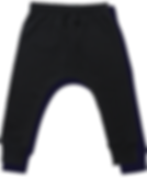 Terry Fleece Sweatpants - Black2.png