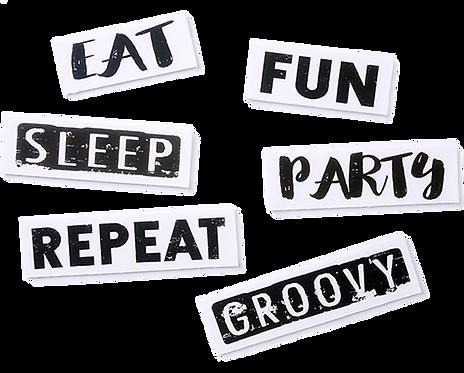 Words Puzzle Set