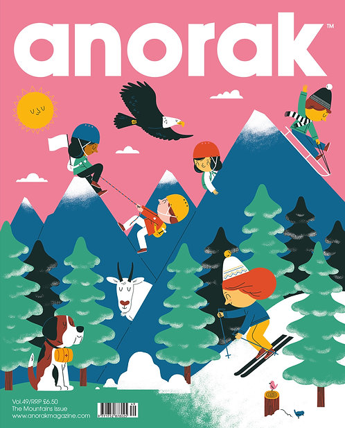 Anorak - Mountains (Issue 49)