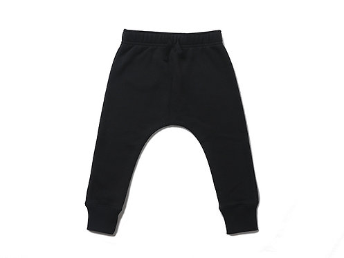 Fleece Jogger - Black