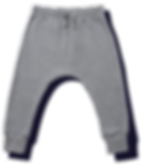 Terry Fleece Sweatpants - Heather Grey2.