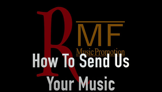 How To Send Us Your Music Videos ,Contacts and Links