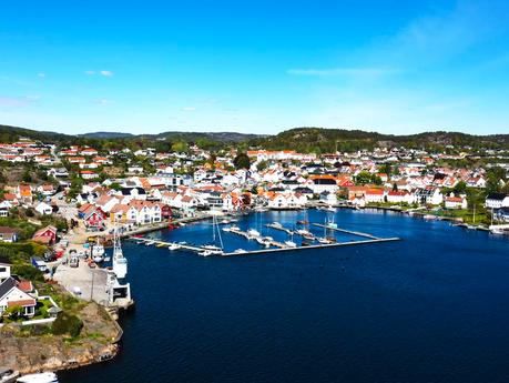Visste du at Lillesand er Sørlandets vakreste perle?
