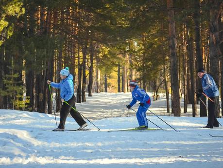 Skulle du ønske du kunne stå på ski denne påsken?