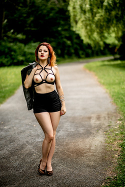 April Rose and Luxuria 2018
