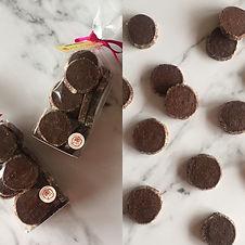 CHOCOLATE SABLE