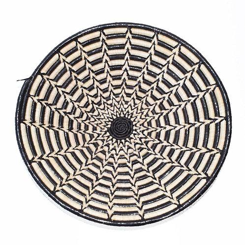30cm Woven Bowl - Star