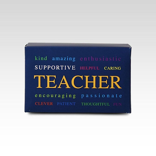 Gift Soap - Teacher