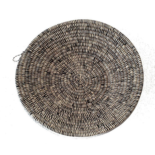 30cm Woven Bowl - Stitched