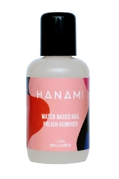 Nail Polish Remover - Water Based
