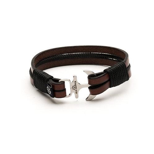 Bracelet - Leather - Brown