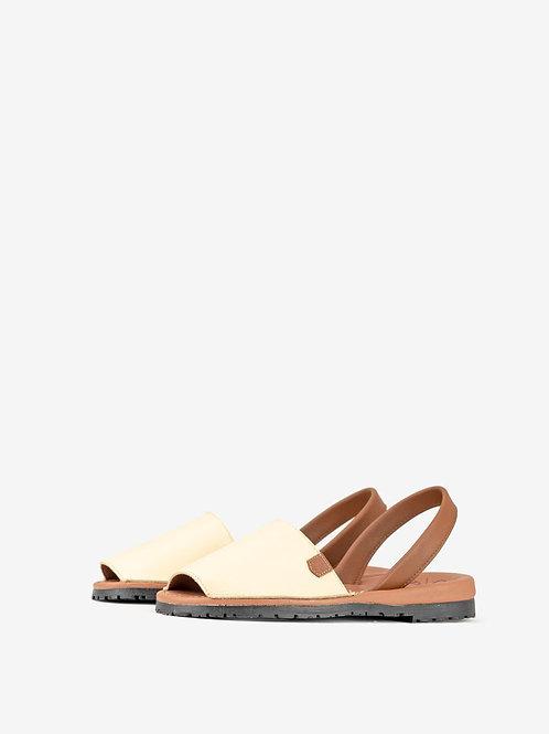 Ladies Sandals - California Beige